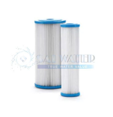 Polyester Pleated Cartridges