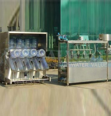 Liner And Rotary Bull Jar Filling Machineries